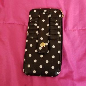 Handbags - Cute  polka dot wallet